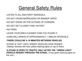 LISTEN TO ALL SNO*DRIFT MARSHALS DO NOT CROSS BARRICADES OR BANNER TAPES