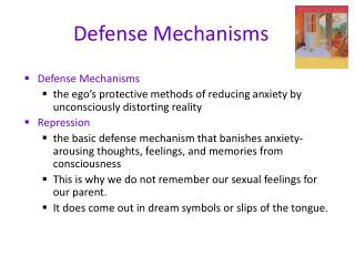 ppt defense mechanisms powerpoint presentation id 1958688