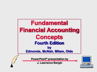 Fundamental Financial Accounting Concepts Fourth Edition by Edmonds, McNair, Milam, Olds