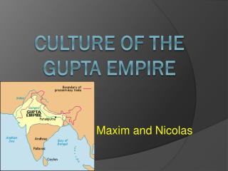 Culture of the Gupta Empire
