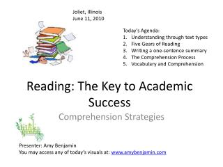 Reading: The Key to Academic Success