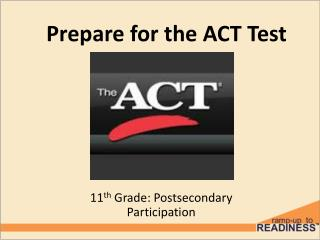 Prepare for the ACT Test
