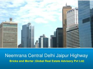 Neemrana Central NH-8, Neemrana Central Studio Apartments, 9560297002