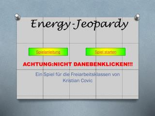 Energy-Jeopardy