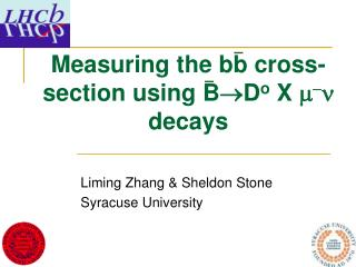 Measuring the bb cross-section using  B  D o  X  m - n  decays
