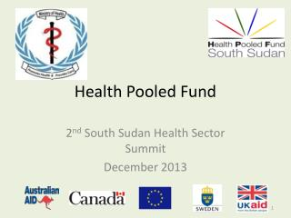 Health Pooled Fund