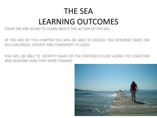 THE SEA LEARNING OUTCOMES