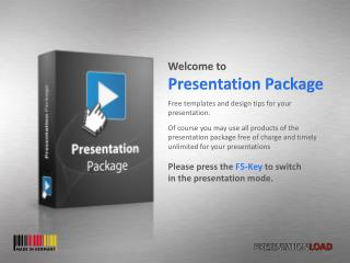Welcome to Presentation Package