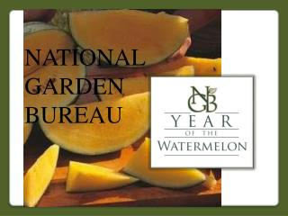 NATIONAL GARDEN BUREAU