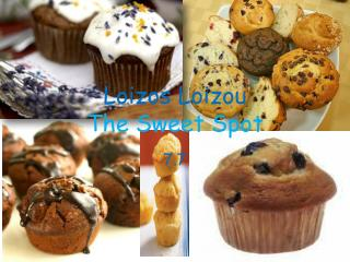 Loizos Loizou The Sweet Spot