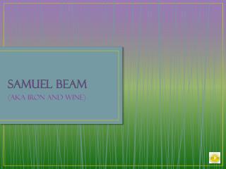 Samuel Beam