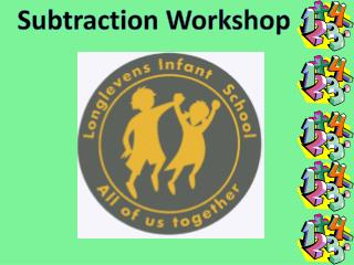 Subtraction  Workshop