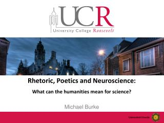 Rhetoric, Poetics and Neuroscience: