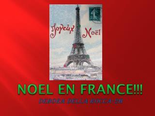 Noel en France!!! Debora Della Rocca-2B