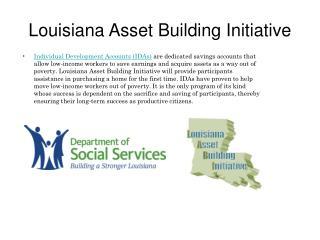 Louisiana Asset Building Initiative