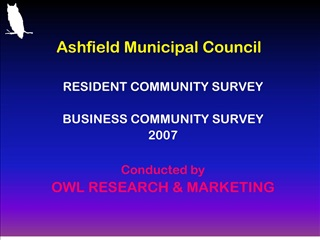 Ashfield Municipal Council