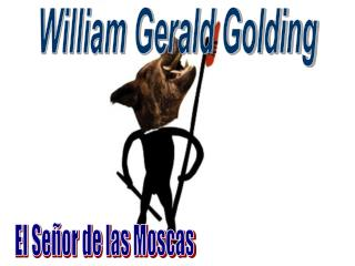 William Gerald Golding