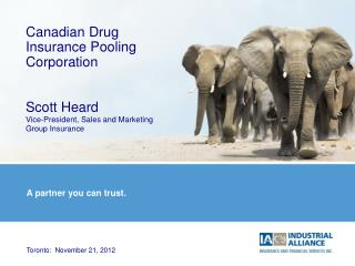 Canadian Drug Insurance Pooling Corporation