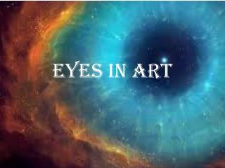 Eyes in Art