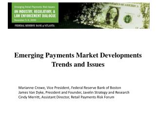 Emerging Payments Market Developments Trends and Issues