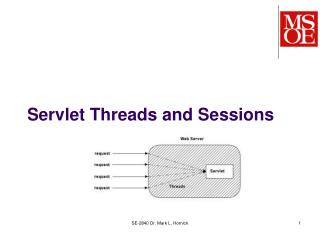 Servlet  Threads and Sessions