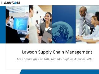 Lawson Supply Chain Management