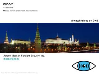 ENOG-7 27 May 2014 Moscow Marriott Grand Hotel, Moscow, Russia