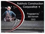 Nabholz Construction Corporation