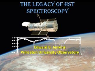 The Legacy of HST Spectroscopy