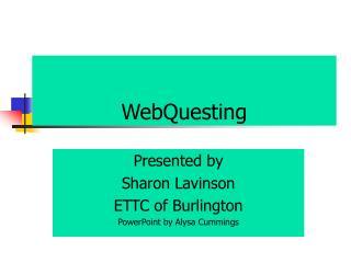 WebQuesting