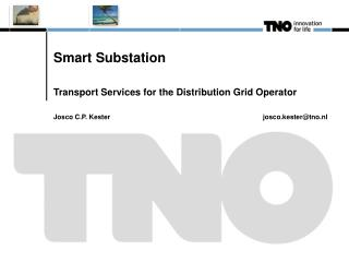 Smart Substation