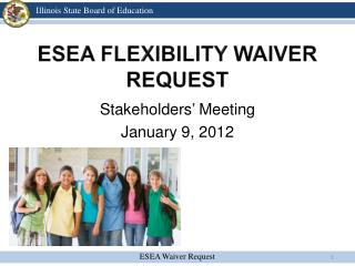 ESEA Flexibility Waiver Request