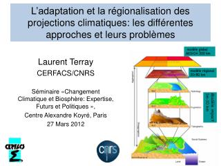 Laurent  Terray CERFACS/CNRS