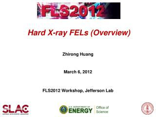 Hard X-ray FELs (Overview)