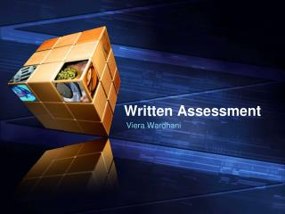 Written Assessment