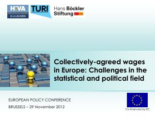 Collectively-agreed wages in Europe: Challenges in the statistical and political field