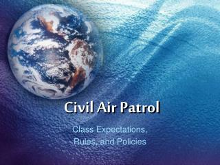 Civil Air  P atrol