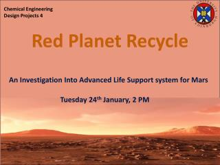 Red Planet Recycle