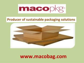 A Reliable Flexible Packaging Solution In New York