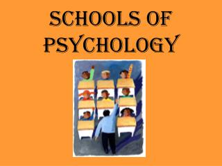 Schools of Psychology