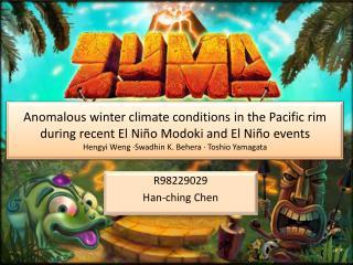 R98229029 Han- ching Chen