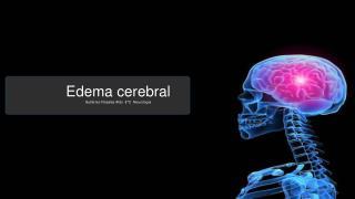 Edema cerebral Gutiérrez Rosales Aldo  8°C  Neurología