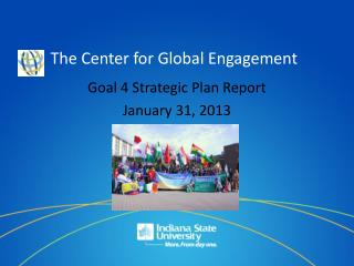 The Center for Global Engagement