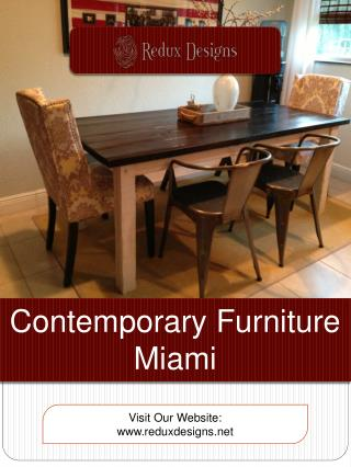 Rustic Furniture Florida