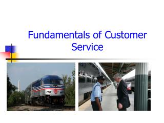 Fundamentals of Customer Service