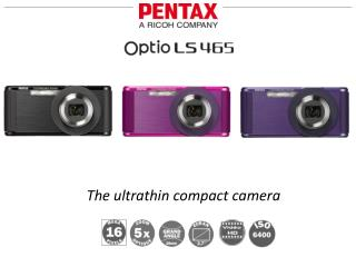 The  ultrathin  compact camera