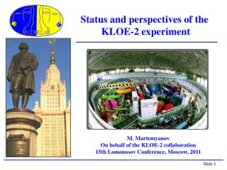 Status and perspectives of the  KLOE-2 experiment