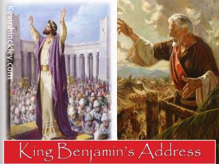 King Benjamin's Address