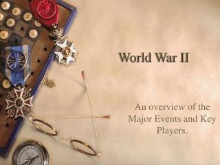 Major Events of World War II