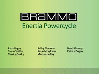 Enertia Powercycle